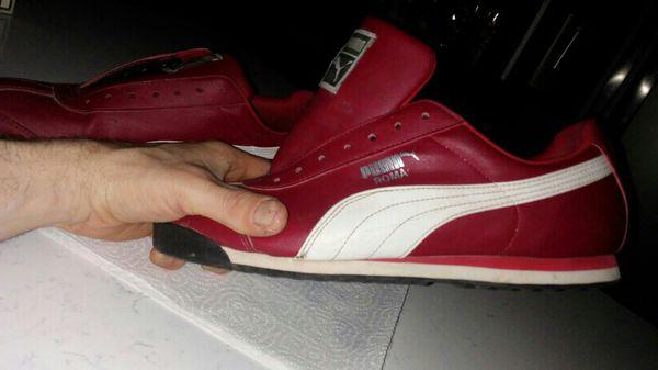 Puma roma size 9 brand new... Little dusty