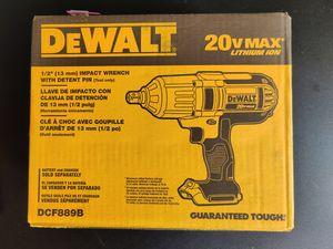 DCF889B DeWalt impact wrench for Sale in Falls Church, VA
