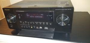 Pioneer Multi- Channel 7.1 Receiver Model VSX-1121-K for Sale in Renton, WA