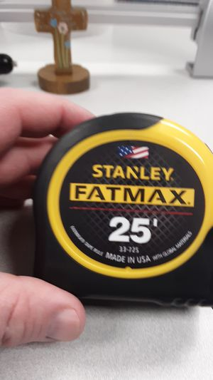 Stanley fat max tape measure brand new for Sale in Rochester, MN