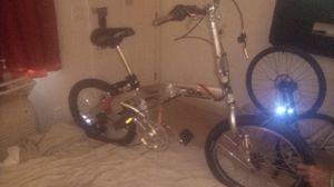 FOS Fold Away Bike for Sale in Las Vegas, NV
