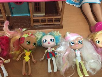 Princess And Shopkin Dolls for Sale in Manteca,  CA