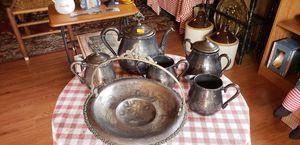 Quadruple silver set for Sale in Farmville, VA