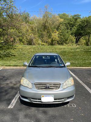 Toyota Corolla 2003 for Sale in Fairfax, VA