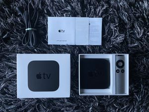 Apple TV - Works Perfect - box + remote for Sale in Tempe, AZ