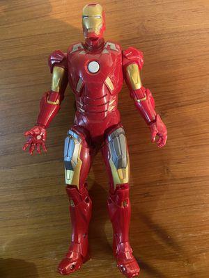 "10"" Iron Man Talking Action Figure 2012 Marvel Comics Avengers for Sale in Arlington, VA"