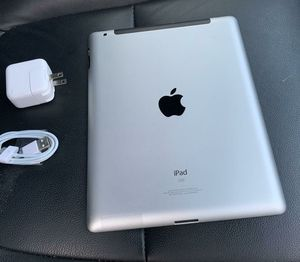 Apple iPad 3, 3rd Generation 64GB - Wi-Fi Only Excellent Condition for Sale in Springfield, VA