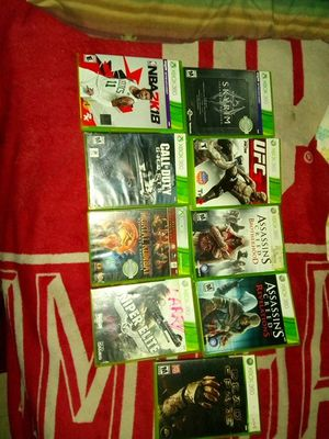 Xbox 360 games for Sale in Wewoka, OK