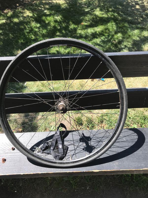 Fixie wheel