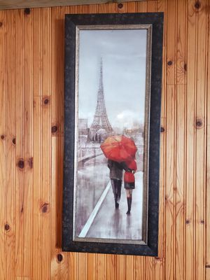 Paris wall hanging for Sale in Cheyenne, WY