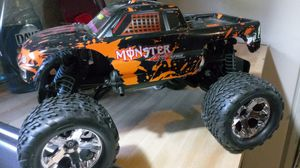 Rc nitro stampede. 2.5 trx for Sale in Kentwood, MI