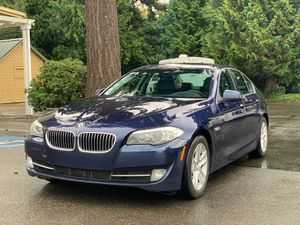 2012 BMW 5 Series for Sale in Federal Way, WA