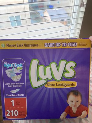 Baby diapers for Sale in Adelanto, CA