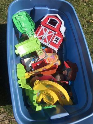 Free! Box of Baby Toys for Sale in Vestal, NY