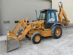 2000 Case 580SL II Backhoe for Sale in Gahanna, OH