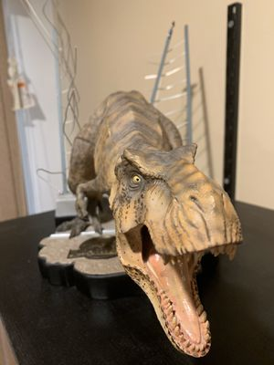 Chronicle Collectibles Jurassic Park Breakout T-Rex Statue #14/1000 for Sale in Rockville, MD