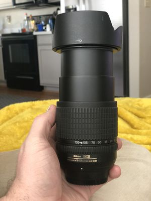 Nikon 18-135mm lens for Sale in Phoenix, AZ