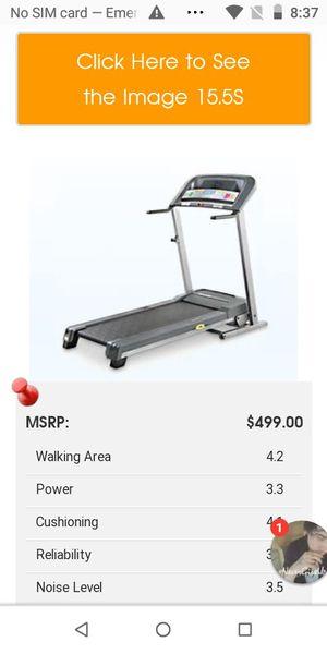 IMAGE 15.5s treadmill for Sale in Ruston, LA