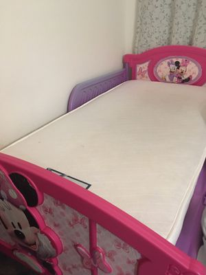 Twin bed Minnie Mouse for Sale in El Cajon, CA