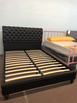 🎉Brand New Queen Platform Bed Frame Only $249, finance available for Sale in Carmichael, CA
