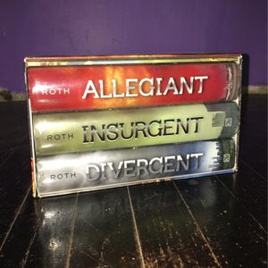 The Divergent Series Books for Sale in Alhambra, CA