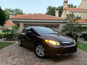CLEAN 2012 Honda Civic 80k miles!!! for Sale in Kissimmee, FL