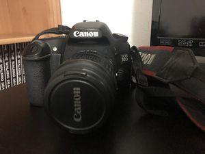 Canon EOS 30D Digital SLR camera for Sale in Orange, CA
