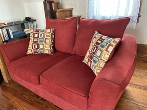 Red Love Seat For Sale! for Sale in New Orleans, LA
