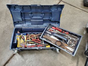Tool box and tools for Sale in Mill Creek, WA