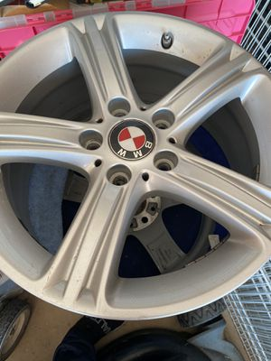 Good condition rims for bmw 4 rims for Sale in West Palm Beach, FL