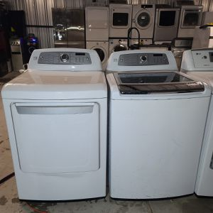 Washer & GAS Dryer Free Delivery 90 Days Warranty ‼️📣📣‼️ for Sale in Humble, TX