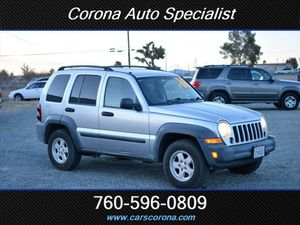 2006 Jeep Liberty for Sale in Victorville, CA
