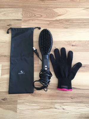 U Spicy Straightening Hair Brush for Sale in Chicago, IL