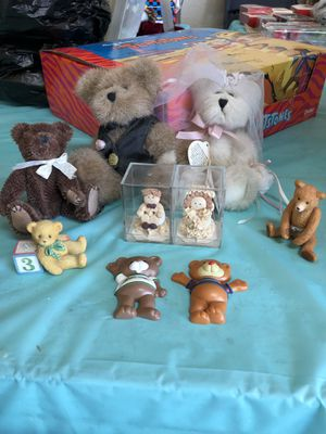 Teddy bear collectors lot for Sale in Sacramento, CA