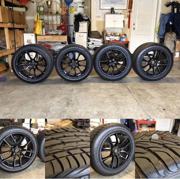 19 Inch Rims With Tires! For Sale In Stockton, CA