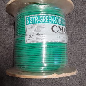 500' #6 THHN Stranded Wire for Sale in South Gate, CA