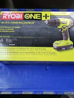 Ryobi One Plus 18v Drill Driver for Sale in Portland,  OR