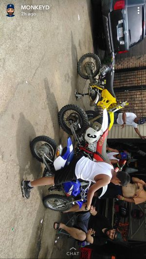 91 Honda cr25o, 97 Yamaha ttr90 for Sale in Chicago, IL