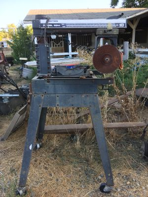 Craftsman saw for Sale in Riverside, CA
