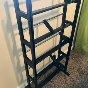 Wooden DVD Storage Rack for Sale in Streetsboro, OH