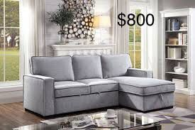 $50 down / New sectional couch with pickling Bed / FREE DELIVERY for Sale in Los Angeles, CA