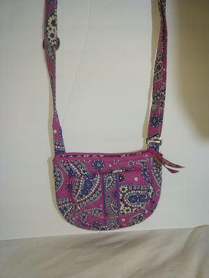 Vera Bradley Pink crossbody purse for Sale in Fountain, CO