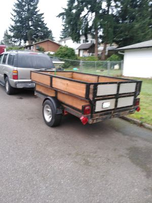 Dump trailer. for Sale in Federal Way, WA