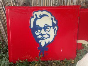 KFC sign Huge! for Sale in Tacoma, WA