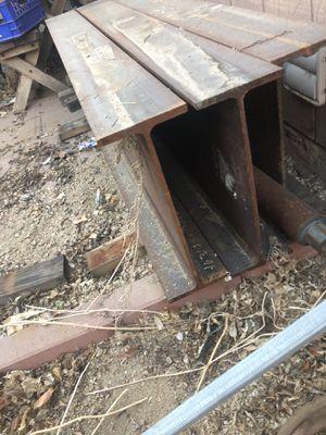 Large steel I beam for Sale in Phoenix, AZ