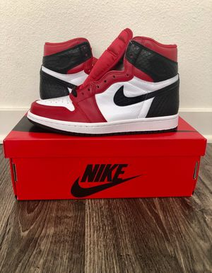 Air Jordan 1 Retro Satin Snake Red for Sale in Ontario, CA