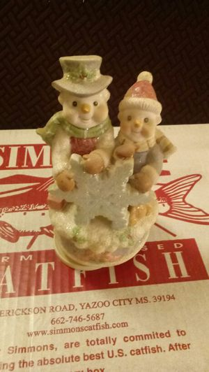 Musical Snowman with Snowflake for Sale in OH, US