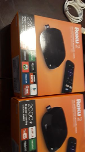 roku 2 for Sale in Chapel Hill, NC