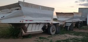 Bottom Dumps trailers for sale! Need some TLC good prices have a few sets left! for Sale in Apple Valley, CA