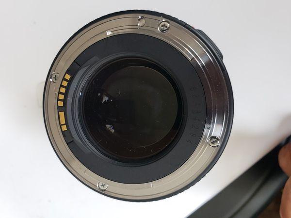 Canon 85mm 1.8 super sharp